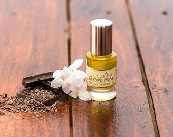 Cocoa Petal Organic Rollon Perfume