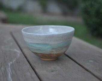 Lakeside Serving Bowl - Handmade Pottery Bowl - Ceramic Serving Bowl