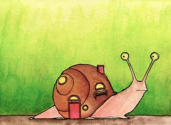 A Snail's Place