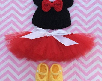 Newborn Girly Mouse