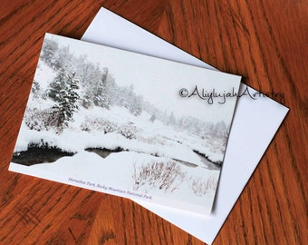 Custom Christmas Cards/Holiday Cards/Notecards