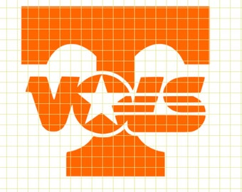 Tennessee Vols SVG/DXF/download for Cricut and Silhouette