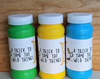 Where the Wild Things Are Bubble Sleeve Wraps