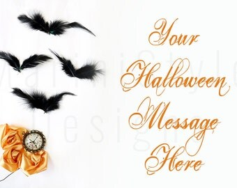 White Desk, Halloween Mockup, Halloween Background, Halloween Styled Stock Photography, Halloween Stock Photo, Stock image, High Res File 86