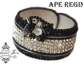 QUEEN BEE SILVER bracelet