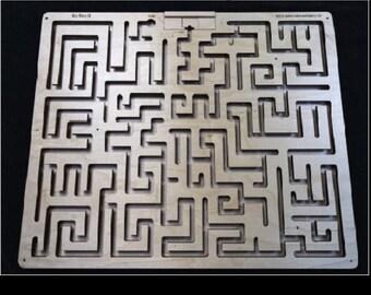 Maze etsy for Escape puzzle