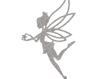 Reflective patch little fairy / Elf (Reflector application security)