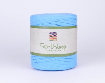 "T-Shirt Yarn - ""Waves""  ~160 yards, 130 m"