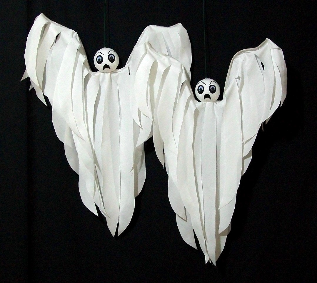 Outdoor Halloween Decoration Hanging Ghost Baby by ...