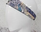 Headband for girls  - Headband for women - Reversible Headband - Cotton Headband  - Hair Accessories - Stocking Stuffer for women