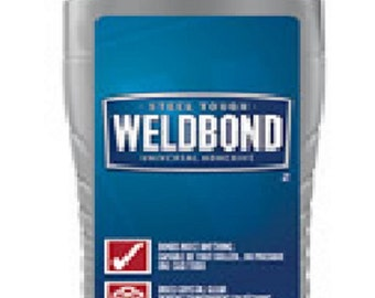 Weldbond Adhesive Glue,14.2 fl oz , great to use with mosaic tiles, decoupage