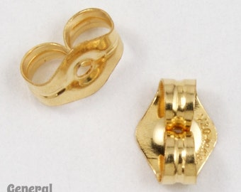 Gold Filled Earring Clutch #BGA022