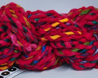 BOLLYWOOD- Hardcore Art Yarn by Loop