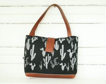 Cactus Shoulder Bag