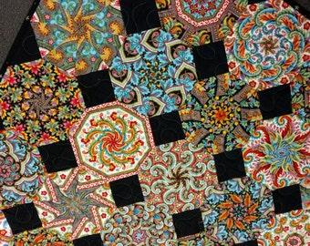 Mosiac Kaleidoscope Quilt