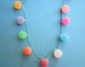 Gumdrop Necklace 30 inch