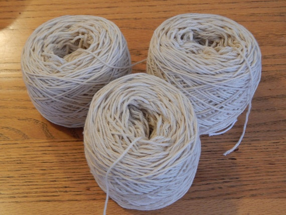 Serindipity Tweed ST01 Baby's Breath Yarn Cake Soft Wound Ready to Ship