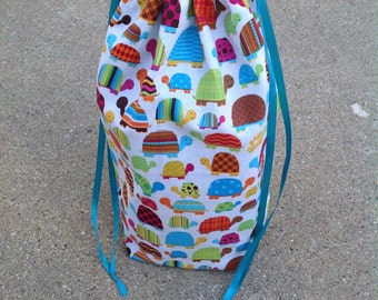 Turtles Project Bag