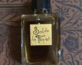 Sol de la Foret Natural Perfume Botanical Artisanal Small Batch Handmade in Brooklyn, NY