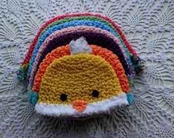 Crochet Hat Pattern -  Chicken Hat - Diaper Cover - Crochet Soaker - Buy 2 Get 1 Free Crochet Pattern