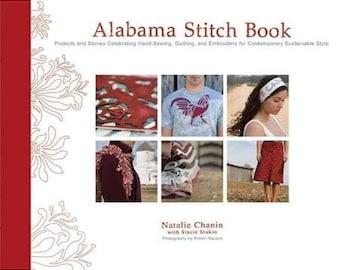 20% Off SALE! Alabama Stitch BOOK - Natalie Chanin