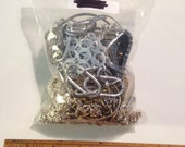 Bag of chain and chain parts