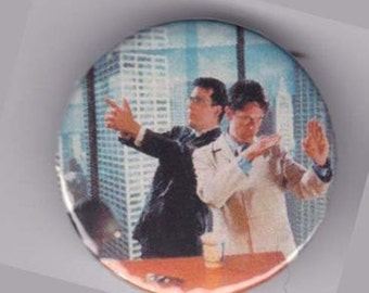 Charlie's Angels Johns button