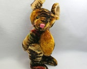 Wild One  Artist Teddybear Friend  Mohair Mouse Jointed