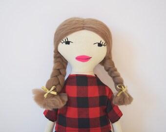 Rag Doll - Peggy