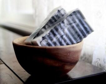 Shea Butter Olive Oil Bar Soap Pipe Smoke Vegan Soap