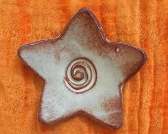 Star Tea Bag Holder