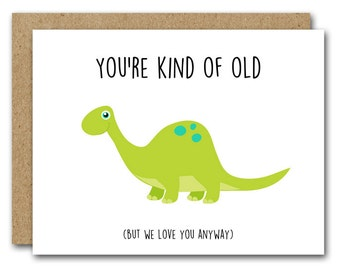 Slobbery image for dinosaur birthday card printable