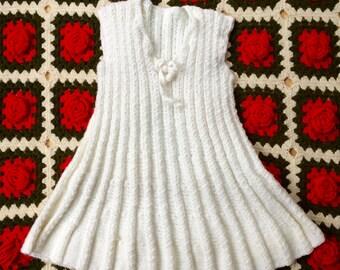 Handmade Toddler Dress 4T