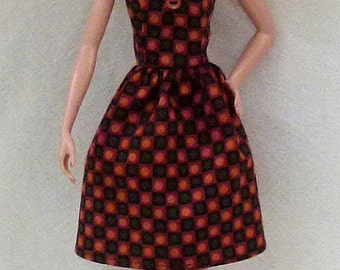 Fashion dolls Handmade dress