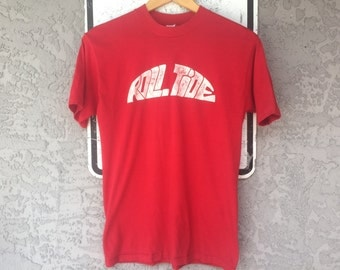 Alabama Crimson Tide Vintage Tshirt