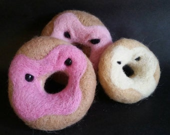 Donuts! Needle Felting Kit