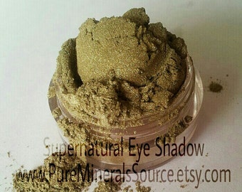 Supernatural Eye Shadow, Vegan, Gluten Free, Chemical Free