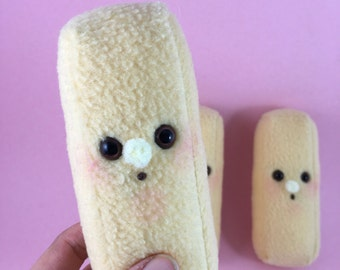 Plush Toy Butter Stick