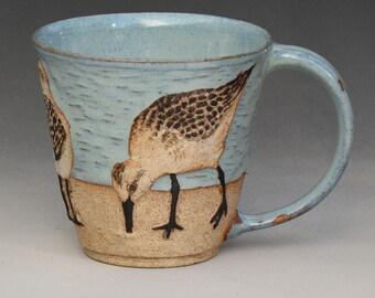 Birds & Beach Mug #6 of 6
