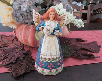 VINTAGE - Angel of Hospitality - Heartwood Creek Figurine