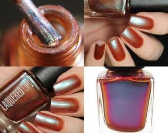 Foxy Lady// Multichrome Color Shift Nail Polish// Cruelty Free// Vegan