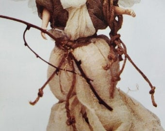 Vintage Dolls andAccessories Porcelain Angel Michael Head andHands