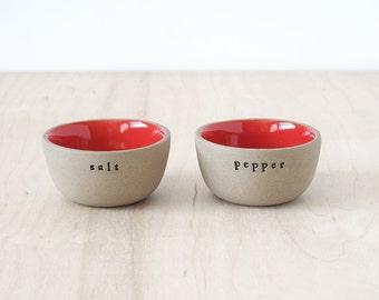 salt & pepper.