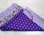 Fabric Drawstring Gift Bag, Storage Bag, Keepsake Bag, Suitcase Travel Bag, Cotton Patchwork, Shoe Bag