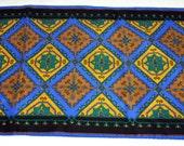 Anne Klein silk scarf vintage - Oblong Rectangular