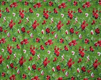 Aubrey Rose by Robyn Pandolph for SSI One Yard of Fabric