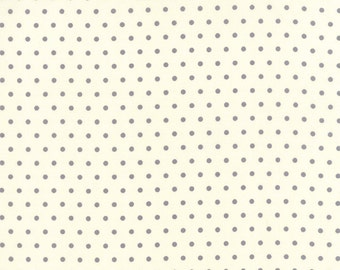 Spooky Delights, Dots Ivory Ash Grey (2905 31)