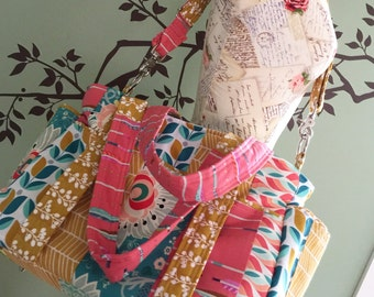 Diaper Bag Set by Watermelon Wishes