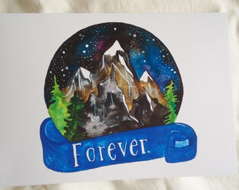 Forever Love/Marriage/Wedding Card
