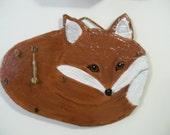 Fox Clock (Foxy Lady)